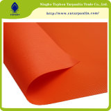 Tela incatramata di tela di canapa rivestita del PVC di formato su ordinazione, tela di canapa di plastica impermeabile Tb004