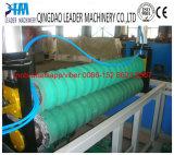 생산 라인이 PVC/UPVC 물결 모양 루핑에 의하여 시트를 깐다
