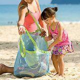 Sacchetto di trasporto della spiaggia della maglia del Tote del pacchetto assente portatile della sabbia di Promotoin
