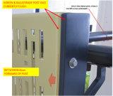 Rete fissa di alluminio intagliata cavità personalizzata del metallo con il rivestimento di PVDF