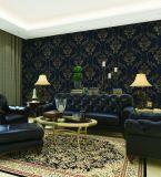 Dekorative Innenwand-Beschichtung-Luxuxdamast-Klassiker-Tapete