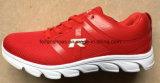 Le sport d'injection de modèle le plus neuf chausse l'espadrille de chaussures de course (FF161129-2)