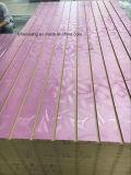 Panneau coloré de forces de défense principale de fente de surface de mélamine pour la décoration