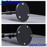 Zylinderförmige, hemisphärische Form Belüftung-Anschlagpuffer-Wannen