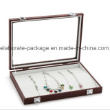 Коробка подарка Handmadejewelry качества деревянной коробки ювелирных изделий самая лучшая