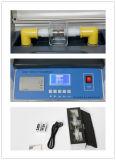 Probador antiinterferente del voltaje de ruptura de la fuerza dieléctrica del petróleo
