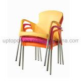 Vária cadeira comercial do restaurante das cores com pés do metal (SP-UC032)