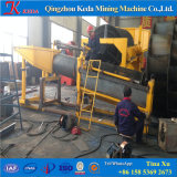 Goldtrommel für das große Schuppen-Bergbau-Aufbereiten
