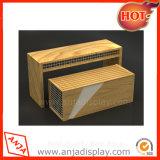 Cremalheira de madeira da mesa do indicador