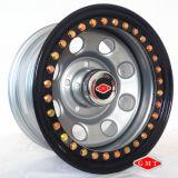 高品質の安い価格15X8鋼鉄Beadlockの車輪の縁