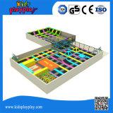 Centro sportivo enorme standard olimpico del trampolino di esercitazione