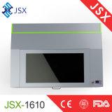 Jsx-1610 CNCの木製のタケアクリルの革レーザーの彫版Mechine