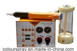 Pistolet de pulvérisation de poudre pour la machine d'enduit de poudre d'utilisation de laboratoire