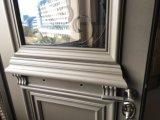 Входная дверь обеспеченностью новой конструкции 2017 алюминиевая