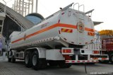 Carro pesado del camión de la venta T380 8X4 del polvo caliente del petrolero