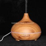 difusor ultrasónico del aroma del grano de madera del petróleo esencial 300ml