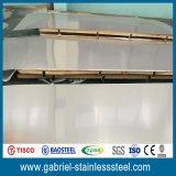 Acier inoxydable de 11 GA 304 4 panneaux de plaque métallique