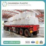 Мешок большого контейнера для навалочных грузов Jumbo с плоским дном