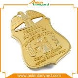 Distintivo all'ingrosso personalizzato del metallo