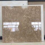 Marmor glasig-glänzende Porzellan-Fußboden-Fliese mit glatter Oberfläche