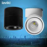 5-12W를 가진 표면에 의하여 거치되는 LED Downlight