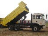Camion pesante di JAC 6X4 con capienza di caricamento 20-30
