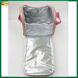 Подгонянный выдвиженческий изолированный мешок охладителя обеда мешка пикника (TP-CB376)