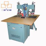 A venda quente personaliza 8-12kw, máquina de estaca de alta freqüência da soldadura para a parte superior de sapata