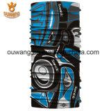 熱い販売法の方法ゴルフHeadwear多機能のMicrofiberの編むバンダナ