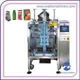 Empaquetadora vertical automática hecha estallar automática de la máquina del acondicionamiento de los alimentos