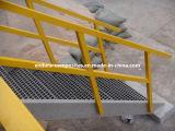 Frontière de sécurité de la balustrade de FRP/Guardrail/FRP