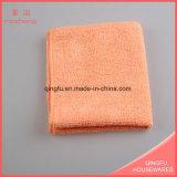 Essuie-main de cuisine de polyester de Microfiber avec la maille