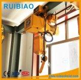 Polipasto de cadena 3t eléctrico con protección de sobrecarga