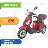 Bicicleta elétrica de 500W 48V / 60V para deficientes físicos e idosos