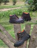 Ботинки безопасности пальца ноги высокого качества стальные