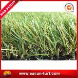 Grama artificial Anti-UV do gramado da vida longa do GV para a paisagem