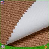 Prodotto impermeabile intessuto tessile domestica di mancanza di corrente elettrica del franco del poliestere per la tenda di finestra dell'hotel