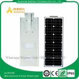 luz de rua solar do jardim 20W com a bateria de painel solar, de controlador e de lítio LiFePO4