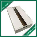 La impresión flexográfica frutas y vegtable caja de cartón