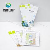 Reklameanzeige-Broschüre-Drucken kann angepasst werden