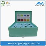 Bespoke ящик сползая бумажную коробку подарка дух с вставкой ЕВА
