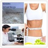Horomoneの粉のTamoxifenの脂肪質のクエン酸塩(Nolvadex)を焼き付ける反エストロゲン