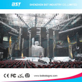 6500 Nits High Brightness P6.25 LED Screen Rental LED Video Screen for Advertizing Media