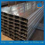 Purlins de aço galvanizados do telhado da seção de C para edifícios elevados