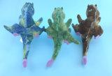 9.5inch caçoa o dinossauro do luxuoso do brinquedo com cor diferente