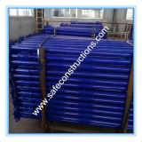 Support fiable durable sûr d'étayage pour la construction