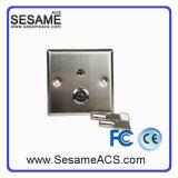 Het Comité van het roestvrij staal met Backlight met 2 Sleutels (SB70HK)