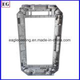 La staffa di supporto personalizzata della visualizzazione di alluminio le parti della pressofusione
