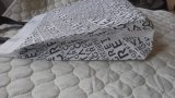 Saco de compra não tecido impresso/saco saco do anúncio/saco da promoção/da eletrônica punho
