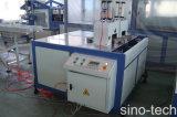 16-50mm doppeltes Kammer UPVC Belüftung-elektrisches Rohr-Rohr, das Maschine herstellt